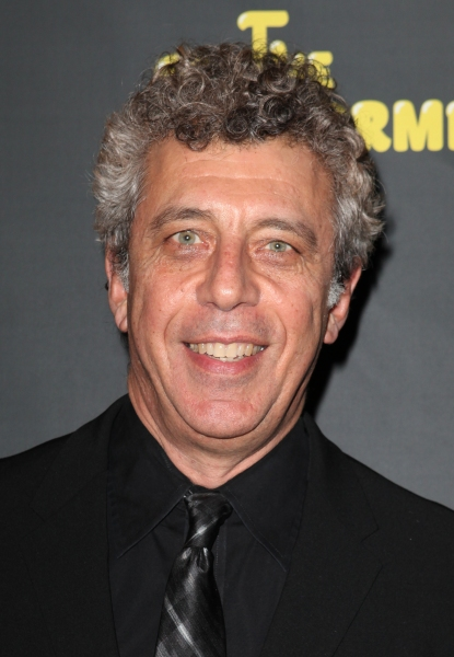 Eric Bogosian at THE PERFORMERS Opening Night Red Carpet Arrivals!