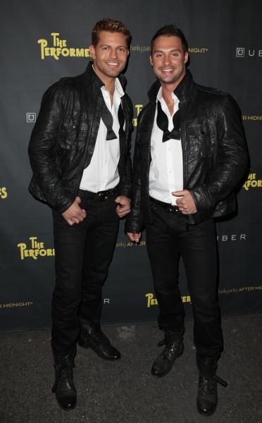 Jaymes Vaughan & James Davis