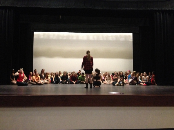BWW Student Center: Rider University's Dance Ensemble Takes Us HOME, 11/17-18