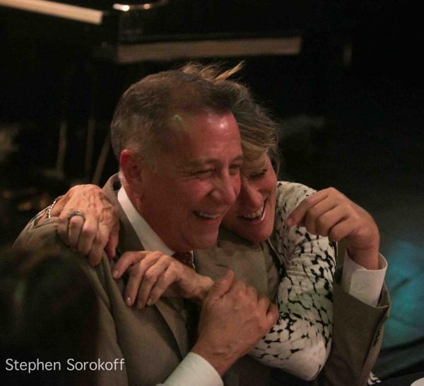 Michael Alden & Tracy Aron Photo