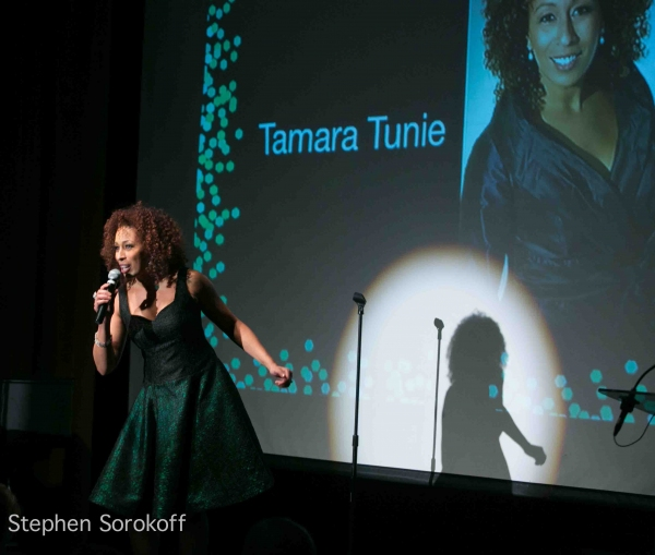 Tamara Tunie at Inside the 2012 Primary Stages Gala