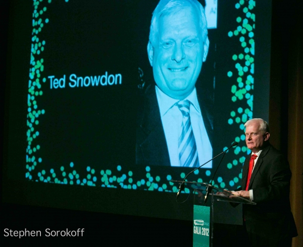 Ted Snowdon