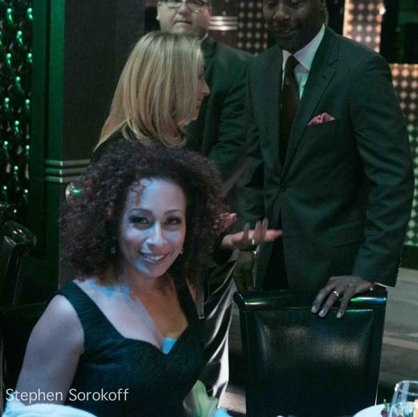 Tamara Tunie & Gregory Generet