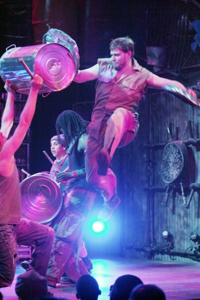 Photo Flash: First Look at STOMP, Returning to the Arsht Center, 12/4