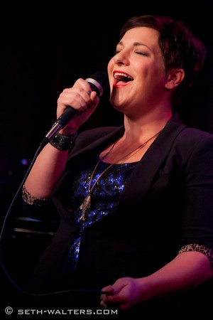 Photo Flash: Daisy Egan Plays Broadway At Birdland!