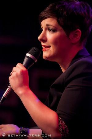 Photo Flash: Daisy Egan Plays Broadway At Birdland!