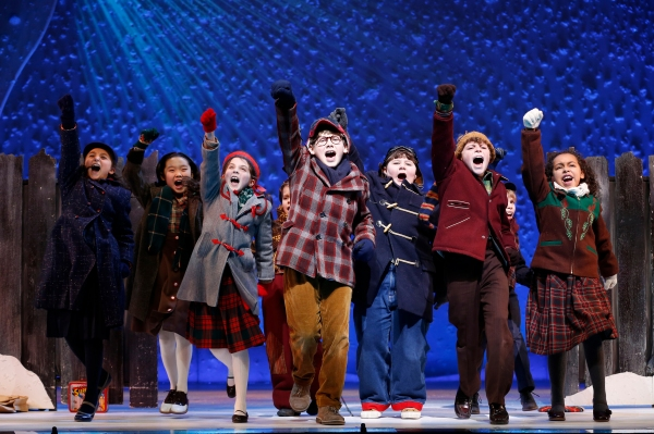 Photo Flash: First Look at A CHRISTMAS STORY!