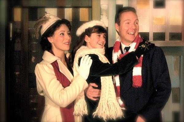 Lauren Sheely, Regan Fenske and Jody Madaras