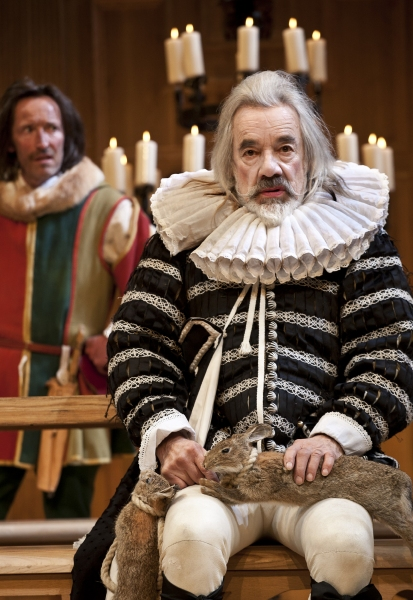 Photo Flash: First Look at Mark Rylance in TWELFTH NIGHT