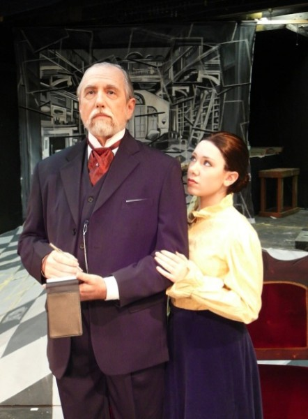 Photo Flash: First Look at LTOB's RAVENSCROFT