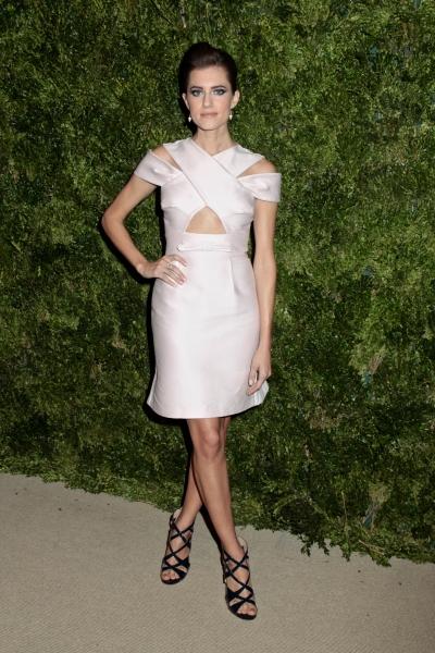 Fashion Photo of the Day 11/15/12 - Allison Williams