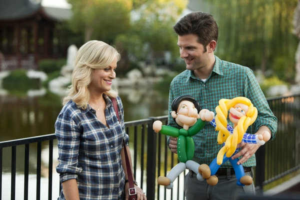 Photo Flash: First Look - PARKS AND REC's 'Pawnee Commons,' Airs 11/29