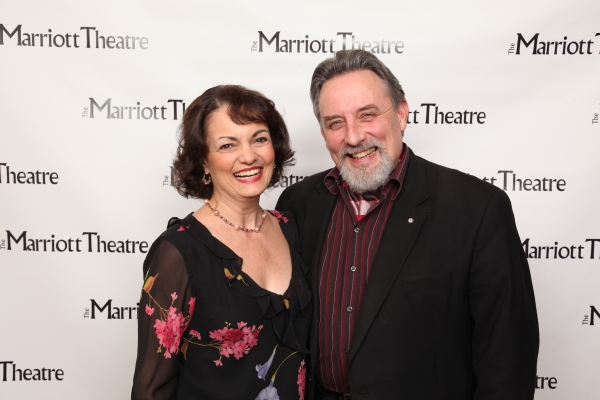 Photo Flash: Opening Night at Marriott Theatre's MY ONE AND ONLY