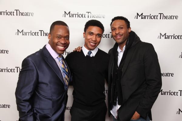 Quinn M. Bass, Clinton Roane and Jarran Muse