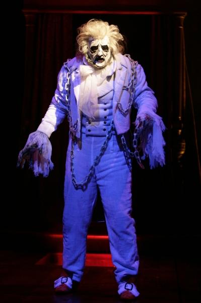 John Feltch as Jacob Marley Photo