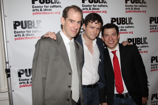 William Youmans, Jon Fletcher and Miguel Cervantes