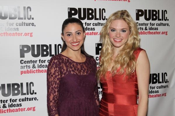 Natalie Cortez and Mackenzie Mauzy