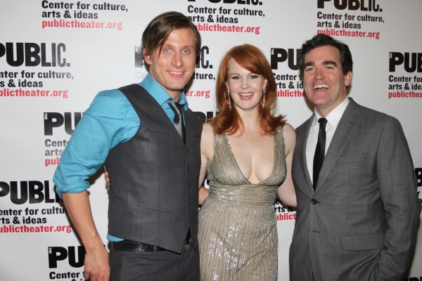 Photo Coverage: Opening Night Party for GIANT at the Public Theater!