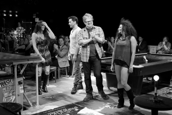 Photo Coverage: MURDER BALLAD's Opening Night Curtain Call