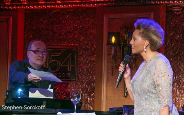 Photo Coverage: Leslie Uggams Plays 54 Below!