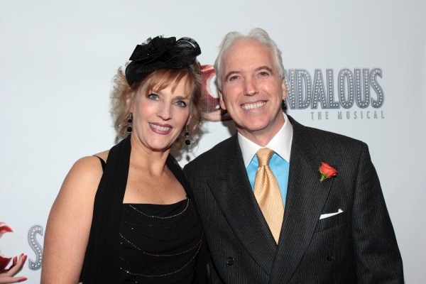 Photo Coverage: SCANDALOUS Opening Night on Broadway - the After Party!