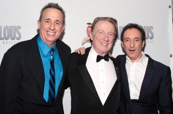 David Friedman, George Hearn, David Pomeranz