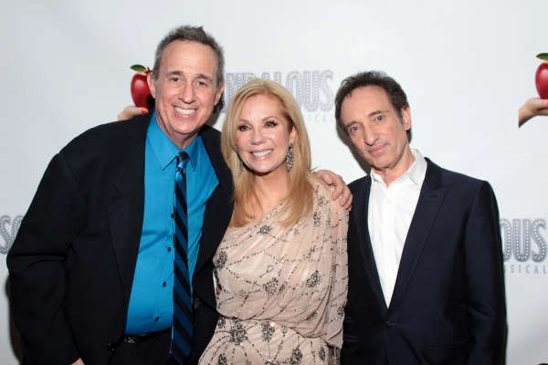 David Friedman, Kathie Lee GIfford, David Pomeranz