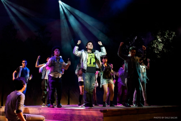 Photo Coverage: Disney's CAMP ROCK Production Photos!