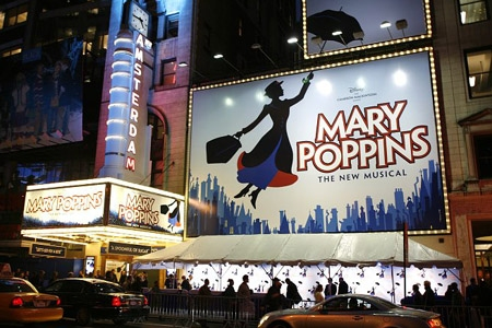 Photo Flashback: MARY POPPINS Celebrates 6 Years on Broadway!