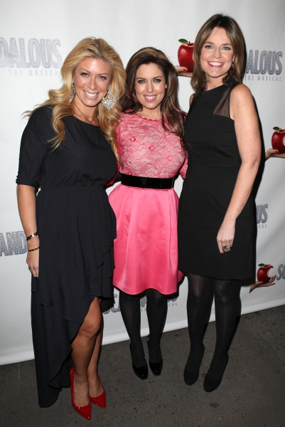 Jill Martin, Bobbie Thomas and Savannah Guthrie