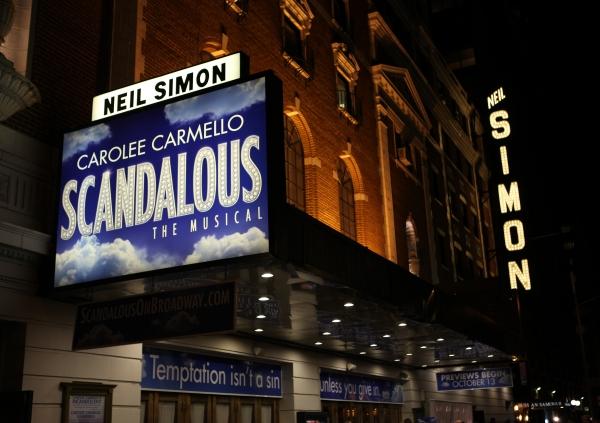 Photos: SCANDALOUS' Opening Night Arrivals!