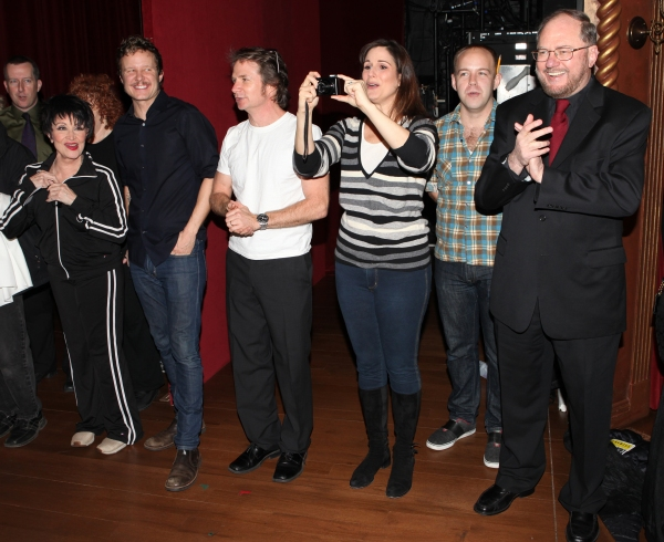 Chita Rivera, Will Chase, Peter Benson, Stephanie J. Block, Justin Greer & Rupert Holmes