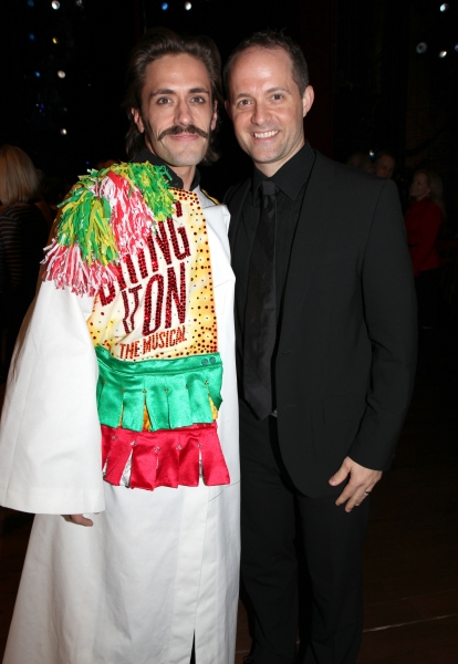 Eric Sciotto & David Eggers Photo