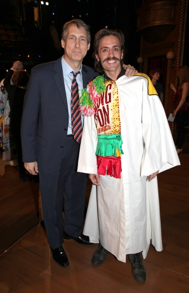 Photo Coverage Exclusive: THE MYSTERY OF EDWIN DROOD's Gypsy Robe Ceremony!