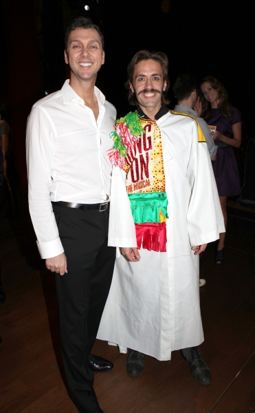 Chita Rivera & Eric Sciotto at Photo Coverage Exclusive: THE MYSTERY OF EDWIN DROOD's Gypsy Robe Ceremony!