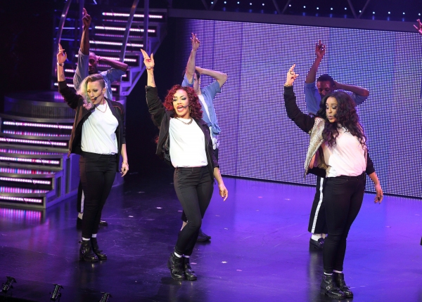 Photo Flash: Macy Gray, Stooshe and More Join THRILLER LIVE for Children in Need