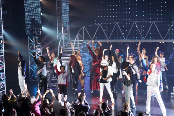 Photos: Macy Gray, Stooshe and More Join THRILLER LIVE for Children in Need