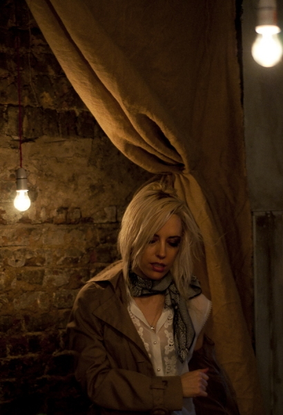 Photo Flash: First Look at THE UPSTAIRS ROOM at King's Head Theatre