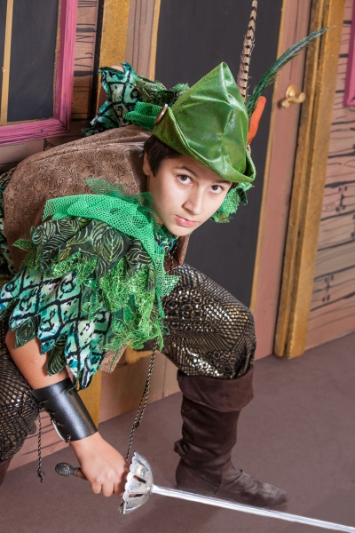 Photo Flash: Meet the Stars of NW Children's Theater's PETER PAN