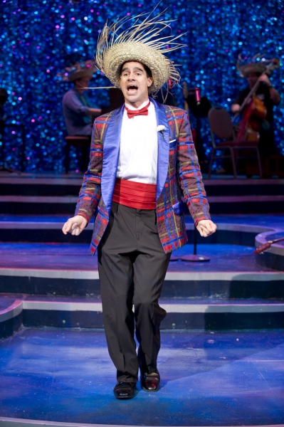 Photo Flash: First Look at Theatre at the Center's PLAID TIDINGS