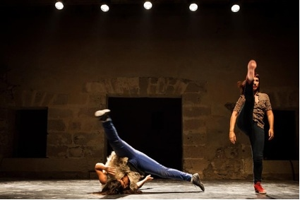 Photo Flash: Costa Contemporánea en la Muestra Internacional De Danza