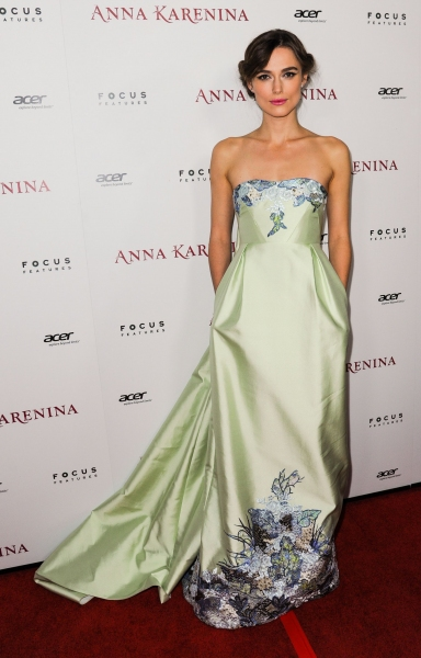 Fashion Photo of the Day 11/17/12 - Keira Knightly