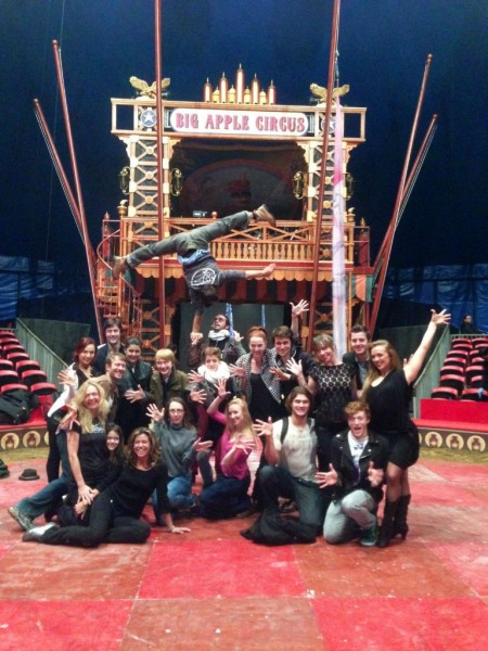 BWW Blog: Molly Tynes of A.R.T.'s PIPPIN - PIPPIN Goes to the Circus - Literally!
