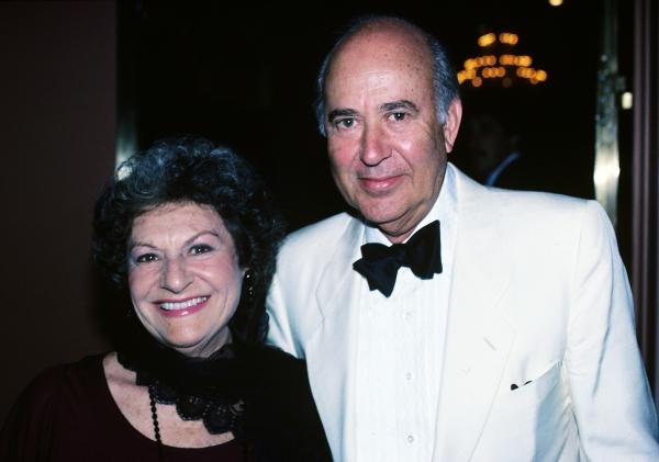 Photo Blast from the Past: Carl & Estelle Reiner