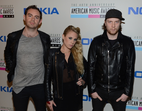 Photo Flash: 40th Anniversary AMAs Celebrate Electronic Dance Music
