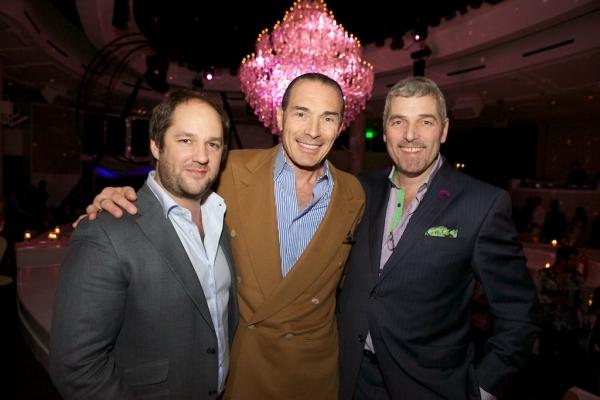 Remi Laba, Alex Yemenidjian, and Jonathan Segal  Photo