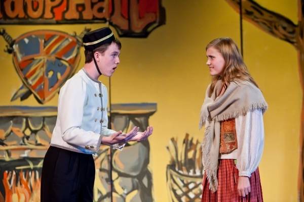 Photo Flash: First Look at The Sherman Playhouse's CINDERELLA