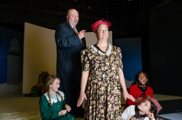 Photo Flash: First Look at DreamWrights Youth & Family Theatre's ANNIE