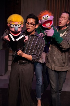 BWW Reviews: Naughty Puppet Goodness at Balagan's AVENUE Q