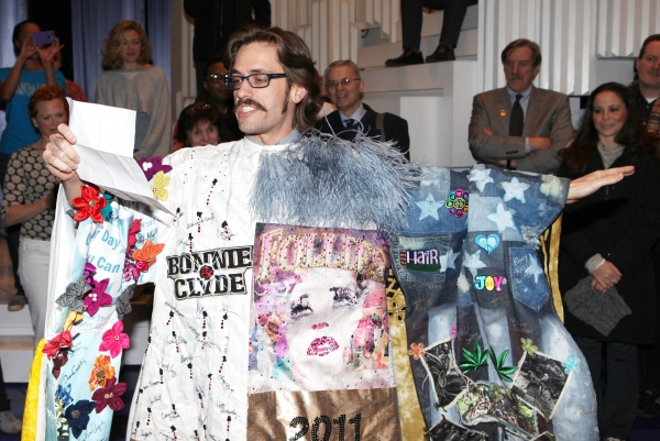 Photo Coverage Exclusive: Inside the SCANDALOUS Gypsy Robe Ceremony